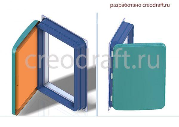 dver-v-podval-3d-model